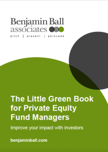 The Little Green Book for Private Equity Fund Managers
