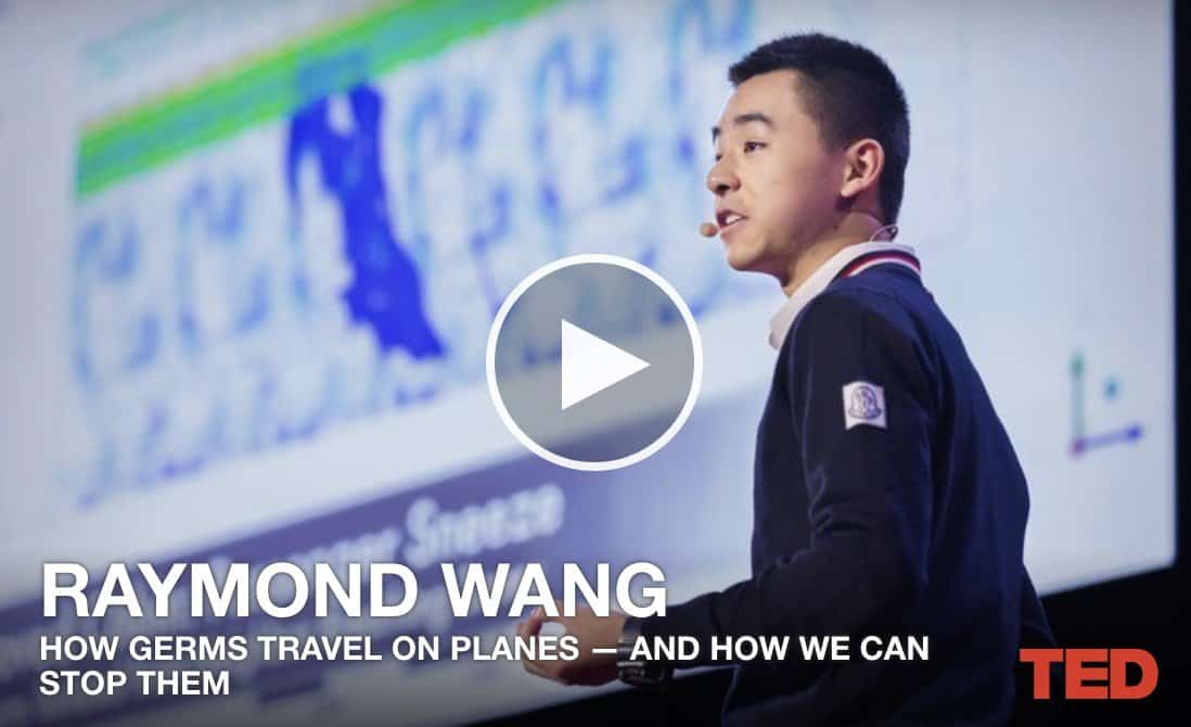 how to start a presentation - Raymond Wang TED Talk