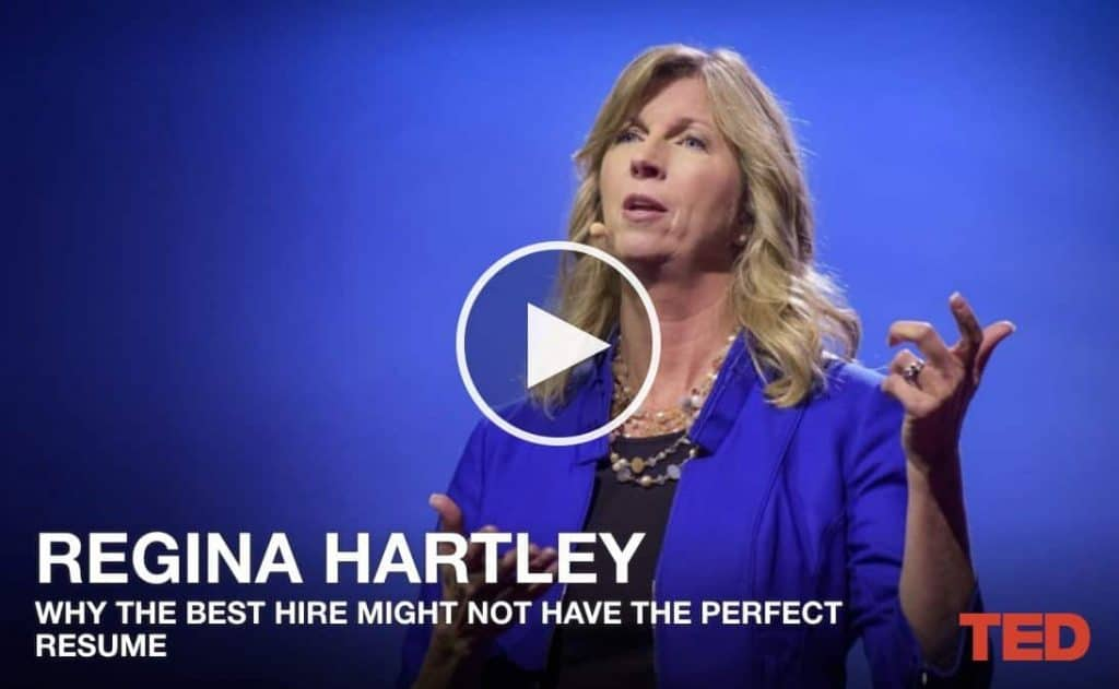 How to start a talk or presentation - regina hartley ted talk