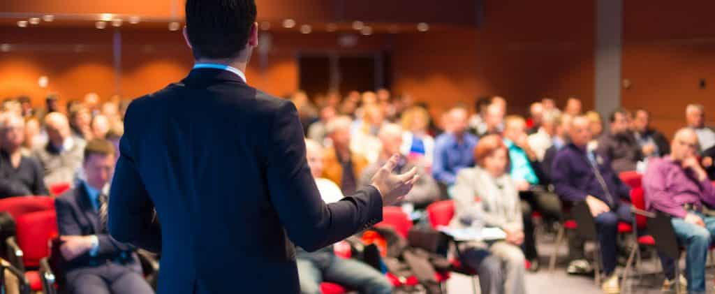 Give high impact talks and presentations - 5 simple tips
