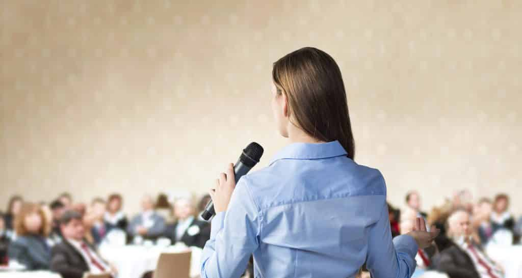 Five simple spoken language tricks to improve your talks and presentations